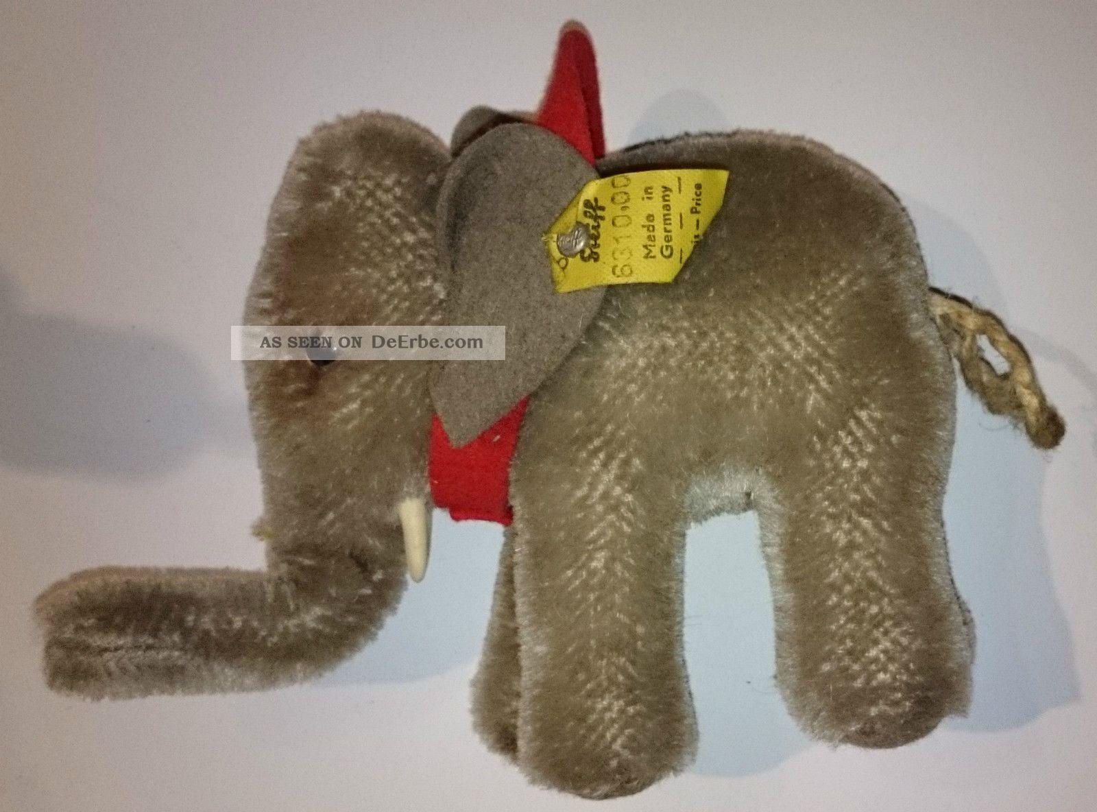 steiff tier elefant antik 6310 00. Black Bedroom Furniture Sets. Home Design Ideas