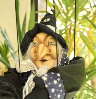 Schöööne Marionette - M2 Bild