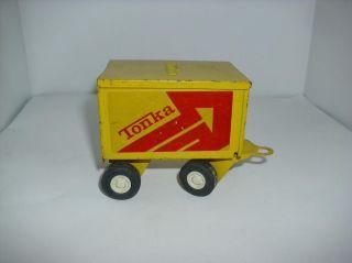 Tonka LKW Blech Spielzeug Vintage eBay
