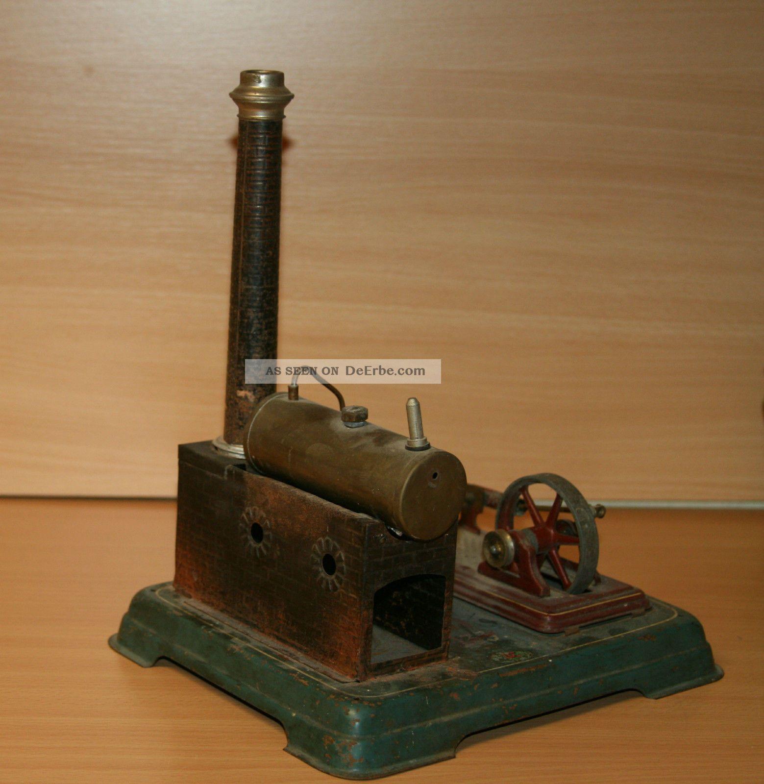 alte dampfmaschine dc doll zum restaurieren teiletr ger. Black Bedroom Furniture Sets. Home Design Ideas