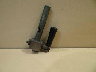 Eine Originale Dampfpfeife Aus Den 40 - 50er Jahre / Dampfmaschine / Selten Bild