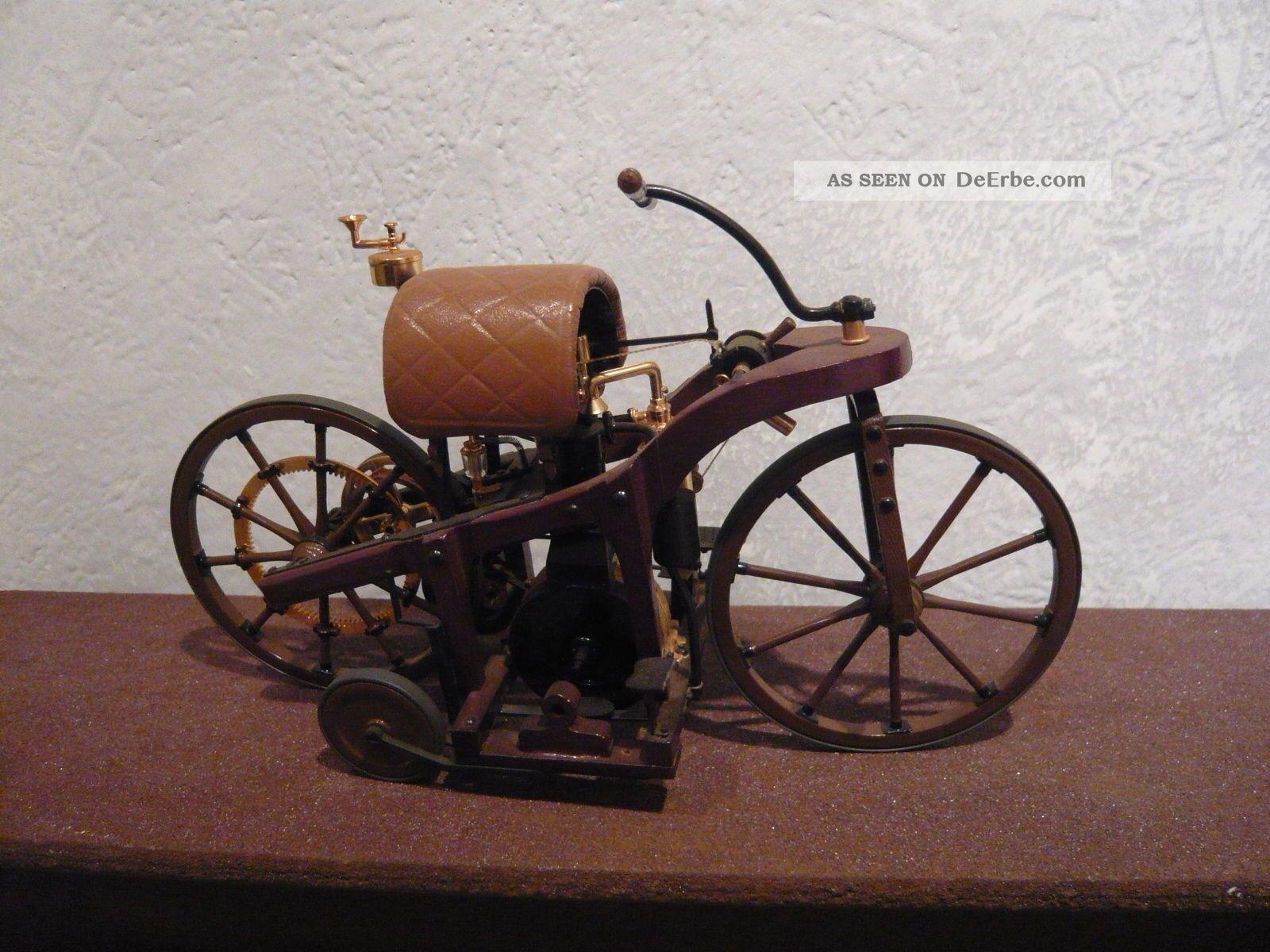 franklin motorrad dampfrad reitrad aus holz und. Black Bedroom Furniture Sets. Home Design Ideas