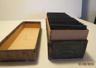 Laterna Magica,  22 Dias,  Serie,  Tirol,  Antik In - Karton; Vor 1919 Bild