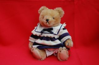 Hermann Nostalgie - Teddy Bär Limitiert 1.  000 Stück. Bild
