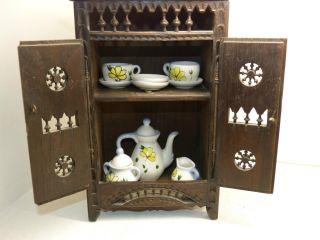 antikspielzeug puppen zubeh r puppenstuben h user original gefertigt vor 1970. Black Bedroom Furniture Sets. Home Design Ideas