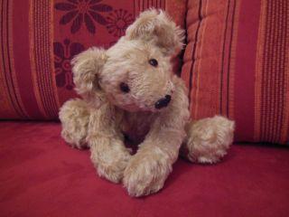 Teddybär Einzelstück Handgefertigt,  Aus Mohair,  5 Gelenke,  Sammlerstück; Bild