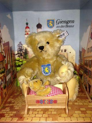 Steiff Teddybär Limitierte Edition Bild