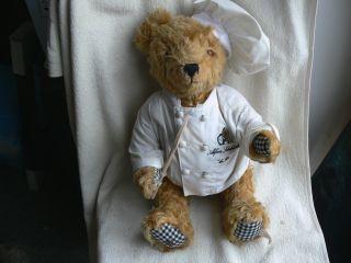 Teddybär Sigikid Sammler - Teddy Alfons Schubeck Da Fonse 45 Cm Limitiert 310/500 Bild