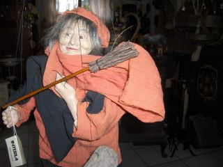 Interia Marionette - Hexe Kira 362, .  Mecki 309 Bild