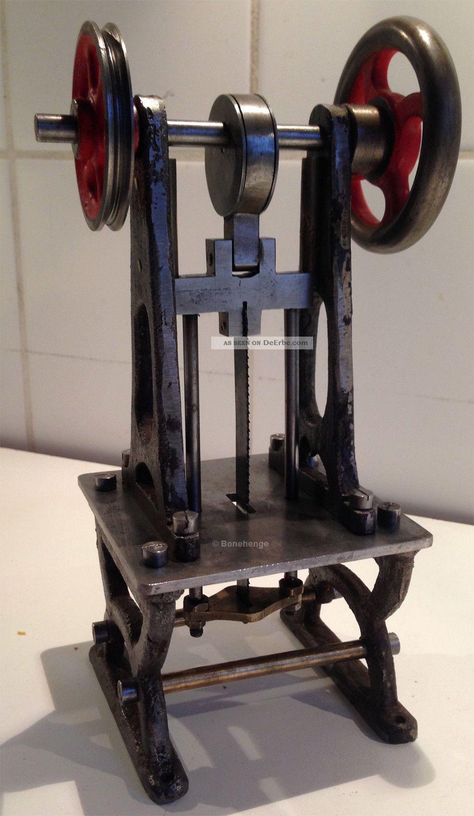 GattersÄge - Antriebsmodell Dampfspielzeug Doll, Bing, MÄrklin Ca 1920