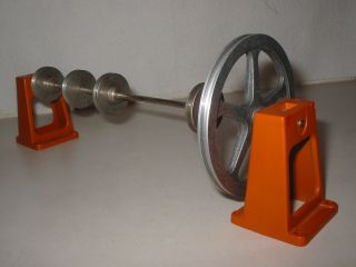 Prefo ? Dampfmaschinen Transmission L : 29 Cm Bild