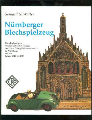 Nürnberger Blechspielzeug Die Einzigartigen Mechanischenspielwaren Georg Keller Bild