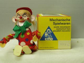 Mechanischer Clown Der Firma Emo Gefertigt Nach 1970 - - Bild