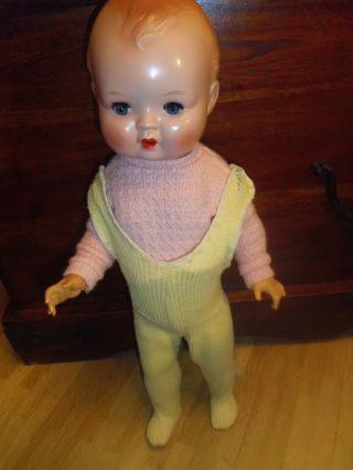 Alte Minerva - Puppe - 7 - 43 - Puppenbaby - Bild