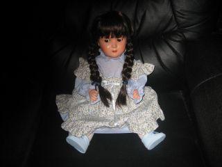 König - Wernicke Puppe Bild