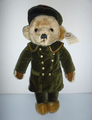 Harrods Merrythought Teddy Nr.  17 - 1989 Bild