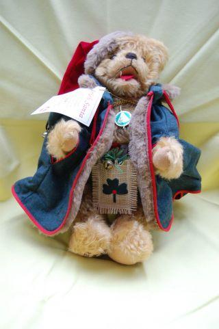 Hermann Weihnnachts Teddy Bär