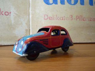 Auto Aus Vollblech Penny Toy Orig.  Paya 30er Jahre Bild