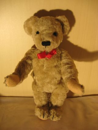 Teddybär Yes/no Baer House Of Nisbet 1989 5000 Limitiert 4856 England Bild