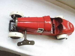 Märklin Baukasten Auto Rennwagen Nr.  7 Nr.  1107 R Von Ca,  1936 Bild