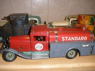 Märklin Nr.  1106 T Tankwagen In Rot - Grau Selten In Der Farbe Bild