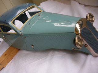 Märklin Pkw Blau - Grau Nr.  1103 St.  Ersatzteile Bild