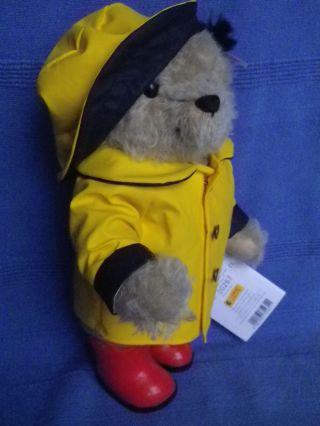 Steiff Teddy Teddybär Paddington V.  2005 - 28cm - Nr.  354311 - Limitiert - Neuwertig Bild