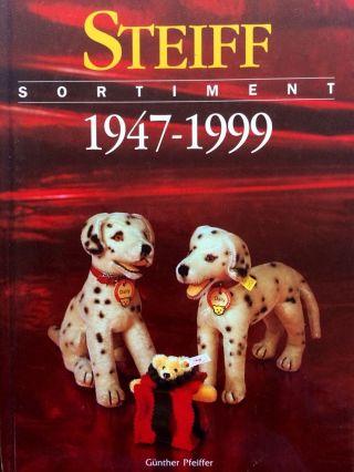 Steiff Sortiment 1947 - 1999,  Isbn 3980471225,  Neuwertig Bild