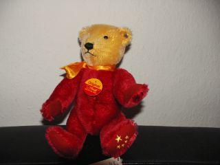 Steiff Hongkong Stary Bear Mit Stimme - Rarität - Bild
