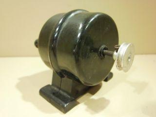 Dampfmaschine Bakelit Antriebsmotor - Dynamo Wilesco ? Bild