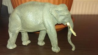 Alter Lineol Elefant 13 Cm Bild