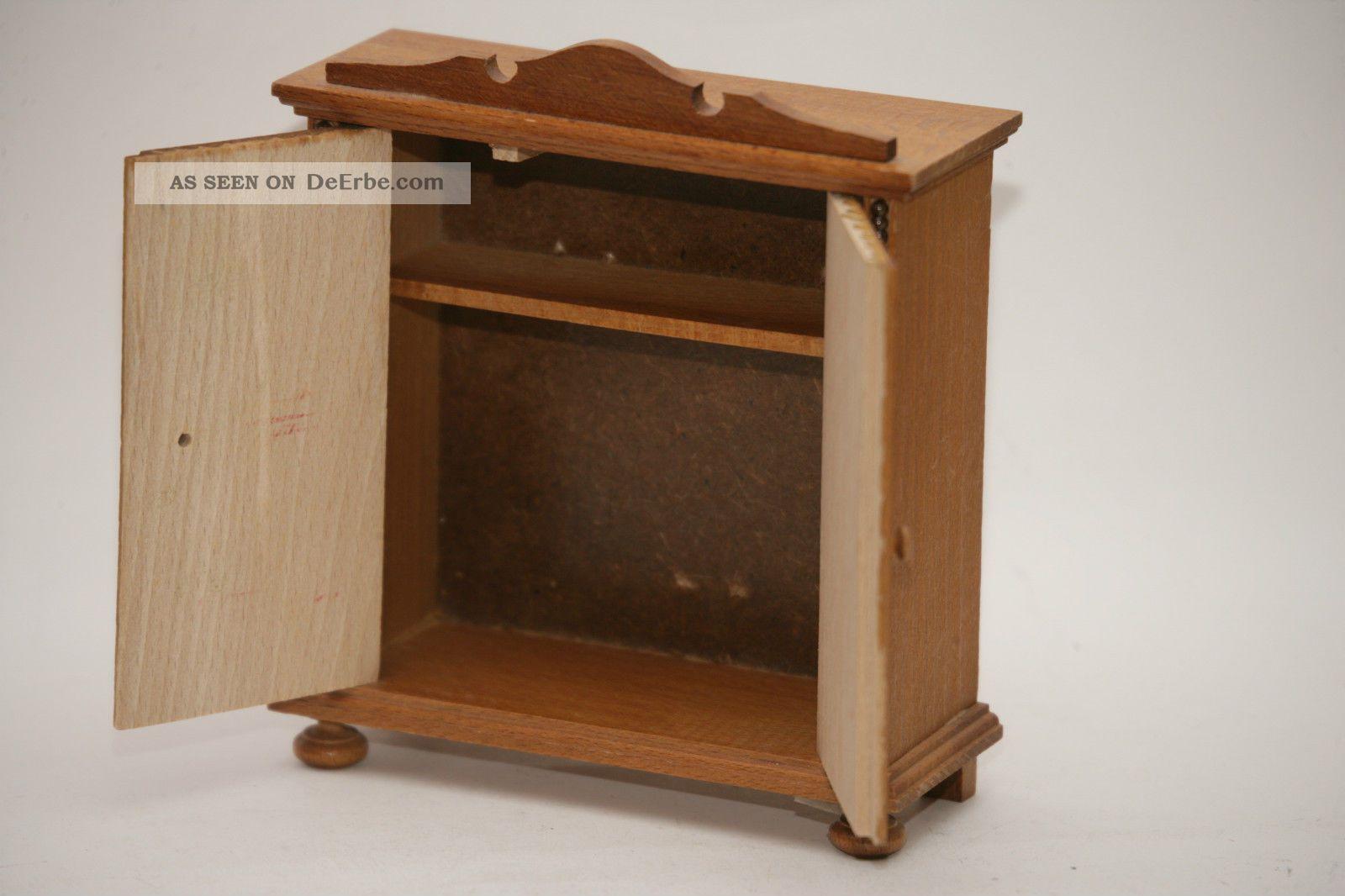 bauern m bel f r die puppenstube aus 70er jahre ddr holz puppe. Black Bedroom Furniture Sets. Home Design Ideas