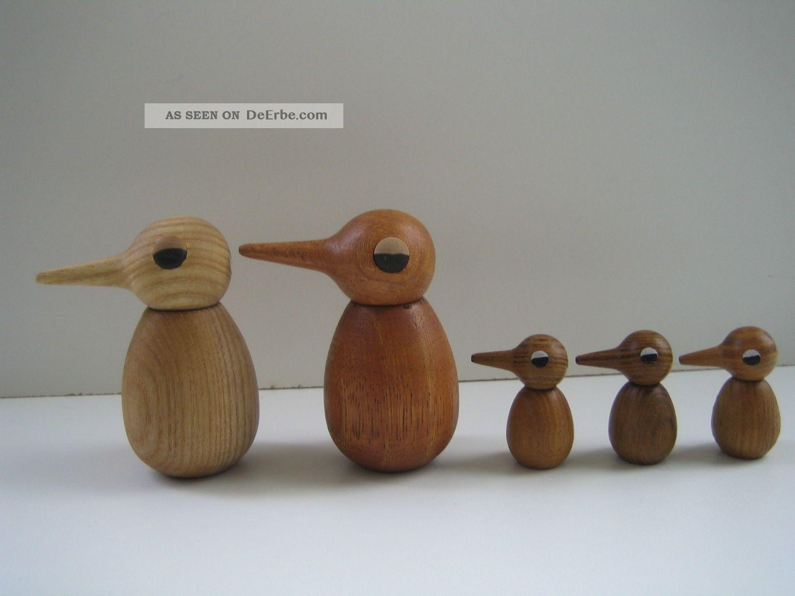 Bojesen Vogel einmalig 5 teak bird s torben orskov 50er kristian vedel vogel bojesen