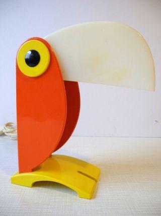 Schon Ferrari Old Timer Tukan Lampe Schreibtischlampe Tischleuchte Retro Pop Art  Rar Bild