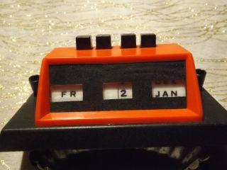 Ewiger // Kalender // Vintage Ära // 70iger // Bild