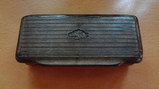 Dachbodenfund Alte Dose Bakelit ? Deckeldose Vintage Antik Bild