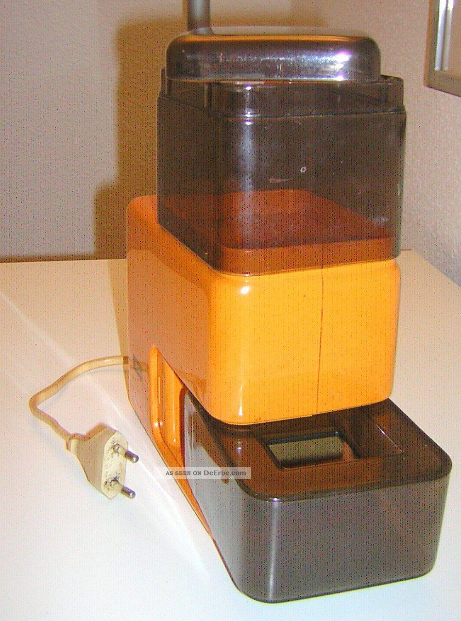 alte elektrische kaffeemühle