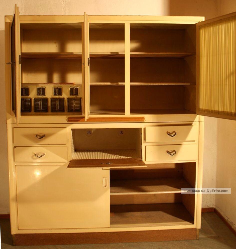 Küchenschrank 50er Oder 60er Jahre / Zum Restaurieren