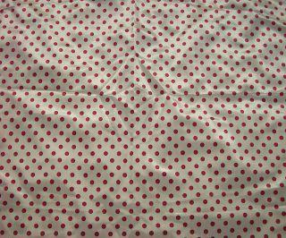 Tupfen Groß Fein Punkte Reine Stoff Polka Dots Patchwork Fifties 50er Bild