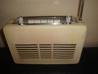Siemens Kofferadio Transistorradio K 93936 Sudfunk Simonetta 1964 1965 - Ukw Bild