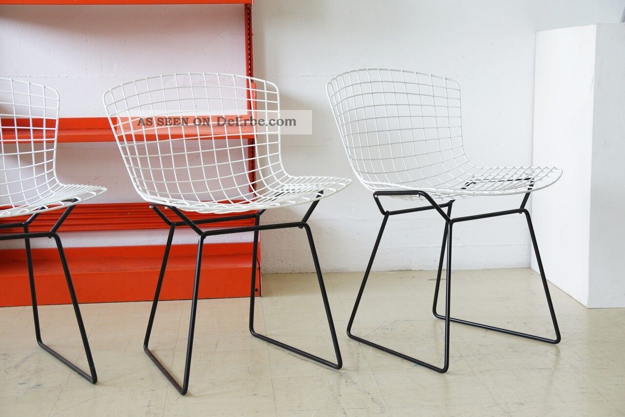 knoll international harry bertoia chair stuhl diamond florence. Black Bedroom Furniture Sets. Home Design Ideas