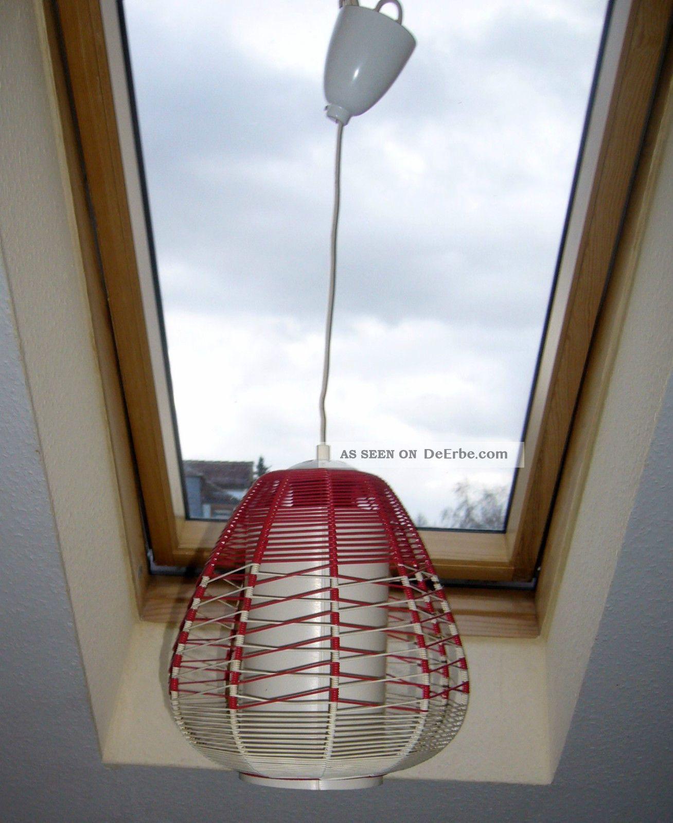 Alte Hängelampe, Pendel Lampe Kult Retro Design, 60/70iger Jahre ...