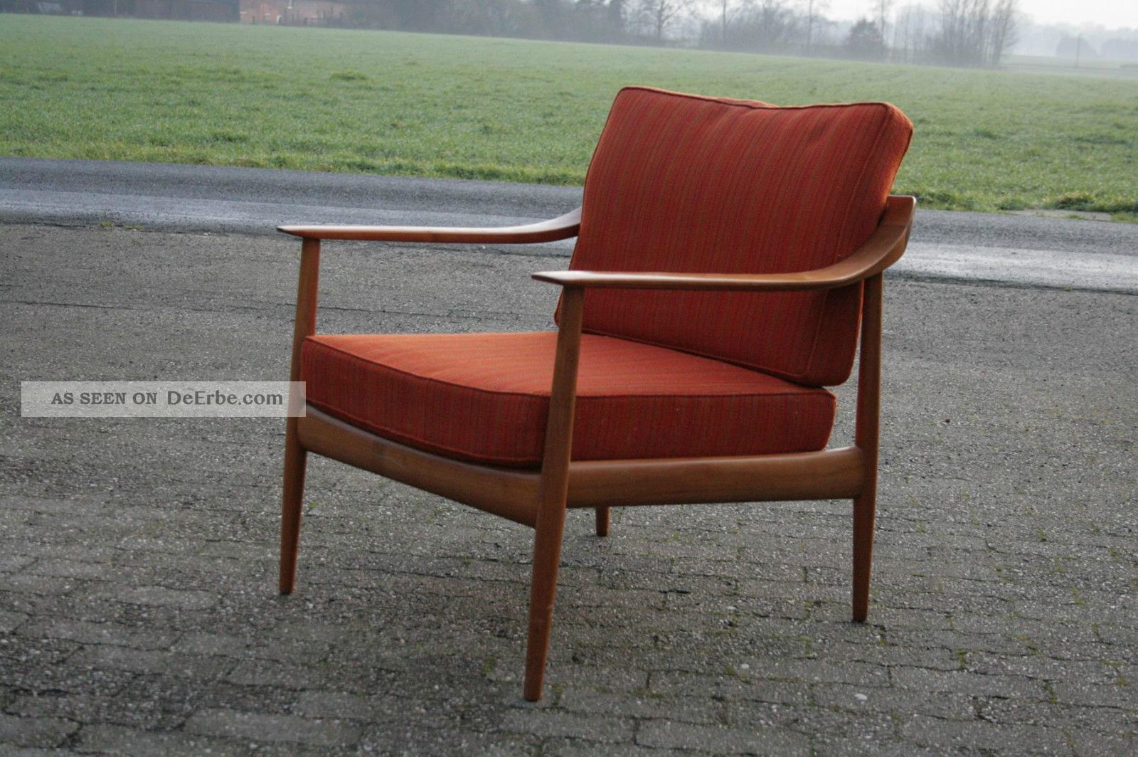 knoll antimott sessel chair 50er 60er jahre mid century. Black Bedroom Furniture Sets. Home Design Ideas