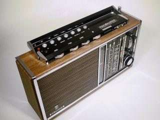 Grundig Satellit 6001,  Kofferradio / Weltempfänger 1969 Bild