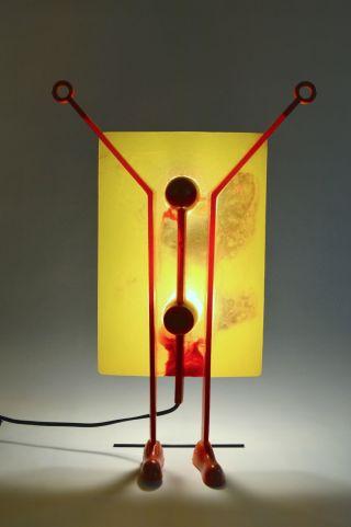 Gaetano Pesce Lamp Salvatore,  Open Sky Design Editions,  1999 Bild