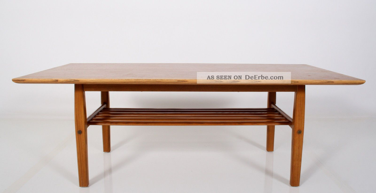 Teak 60er coffee table danish design couchtisch tisch for 60s table design