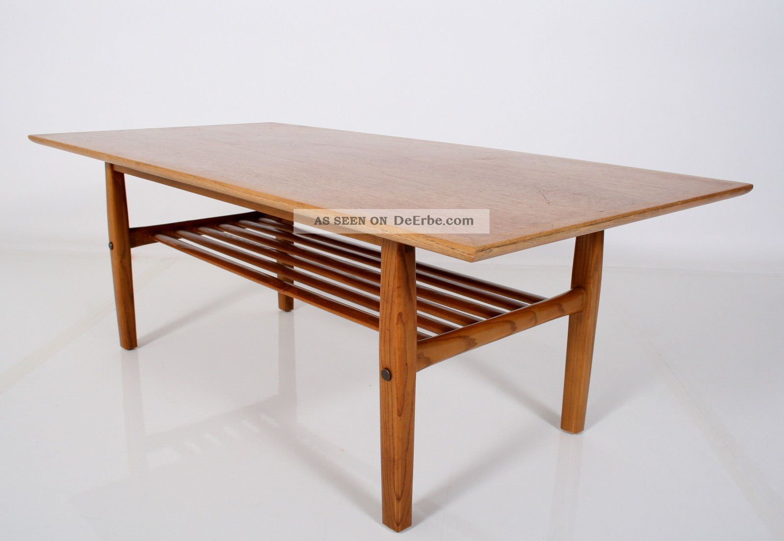 Teak 60er coffee table danish design couchtisch tisch for Tisch teak design