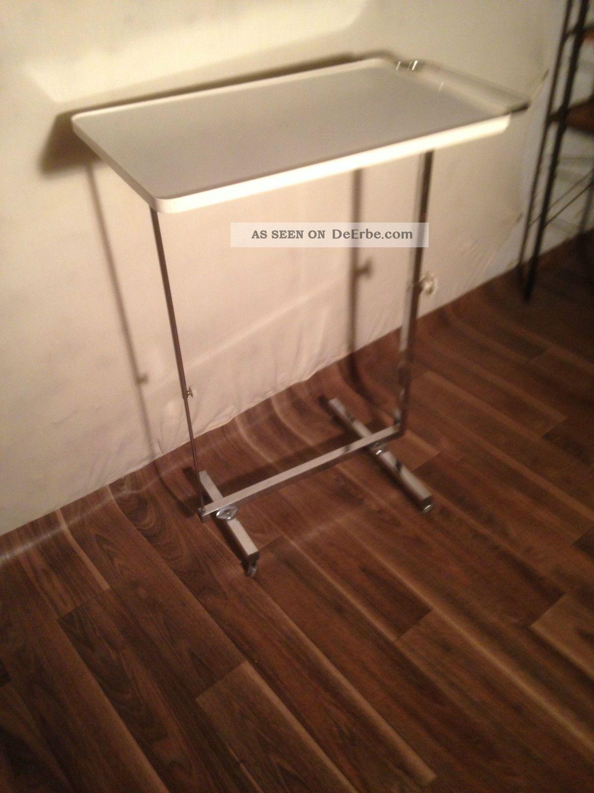 Antiker beistelltisch tisch servierwagen dinett 70er jahre for Beistelltisch 70er