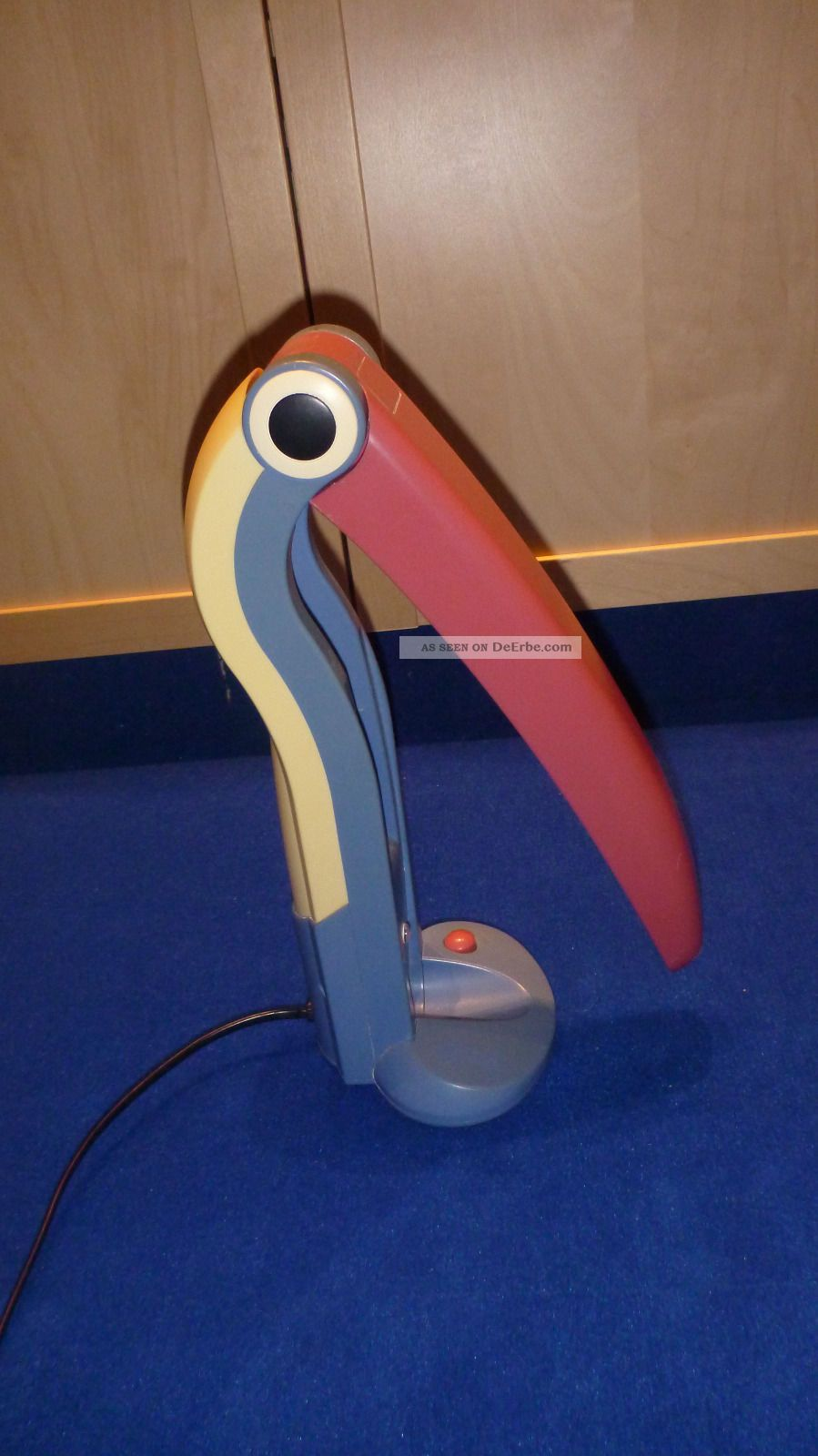 2 toucan tukan leuchten lampe designklassiker magistretti. Black Bedroom Furniture Sets. Home Design Ideas