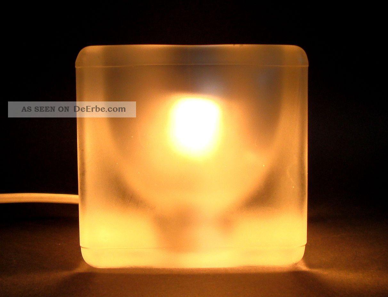 peill putzler cube leuchte lampe designklassiker space. Black Bedroom Furniture Sets. Home Design Ideas